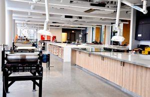 Printmedia Research Centre, Audain Art Centre