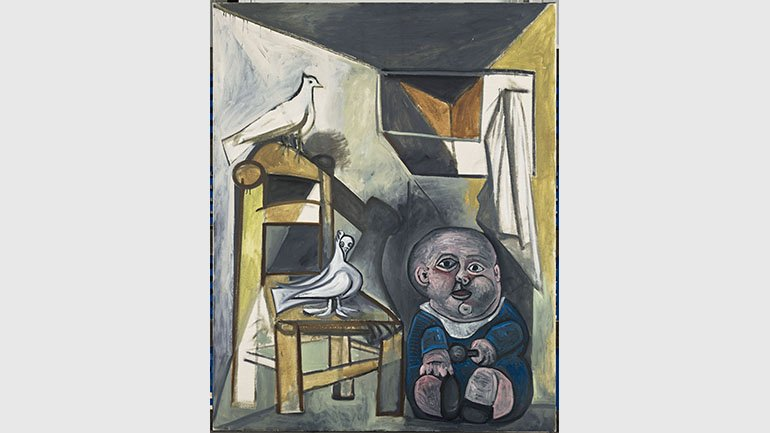 Museo Picasso Paris.Professor Emeritus Serge Guilbaut Curates New Exhibition At Museo